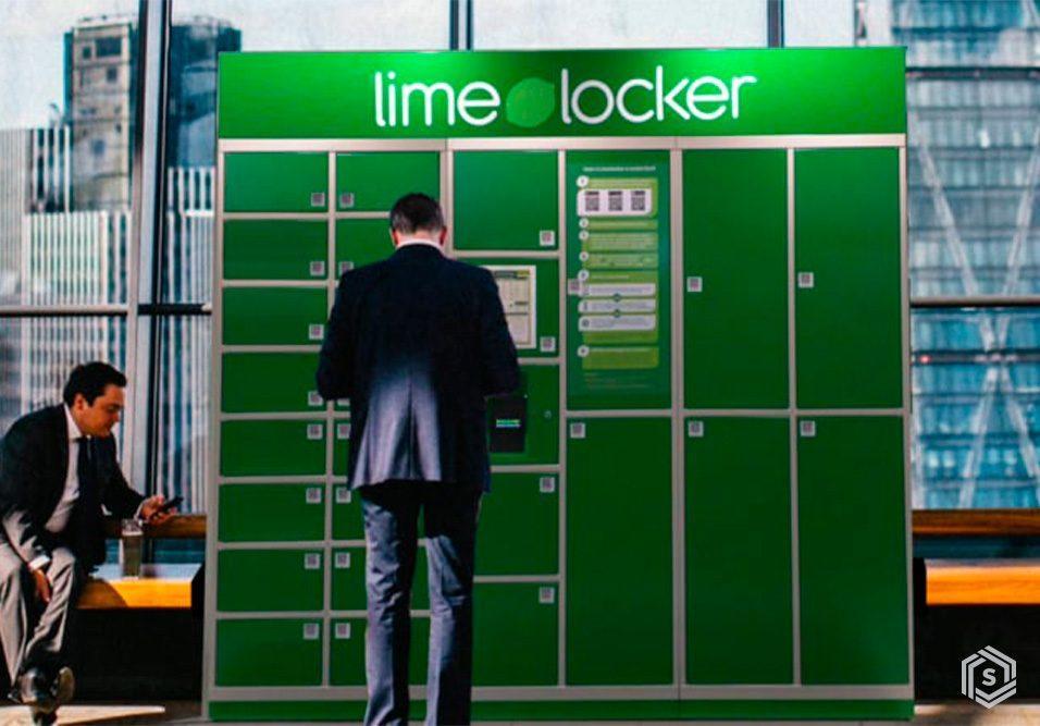 Com o LimeLocker, o condômino pode comprar um produto ou contratar um serviço e retirar no locker quando quiser, sem a necessidade de um recebedor
