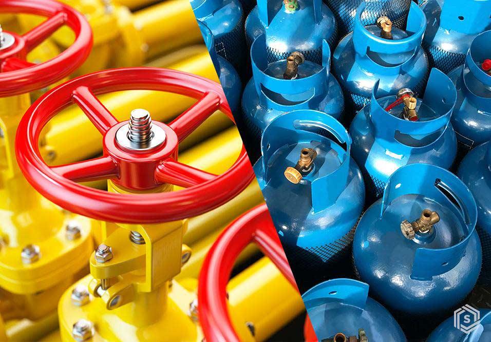 Entenda as diferenças entre o GLP e o gás natural