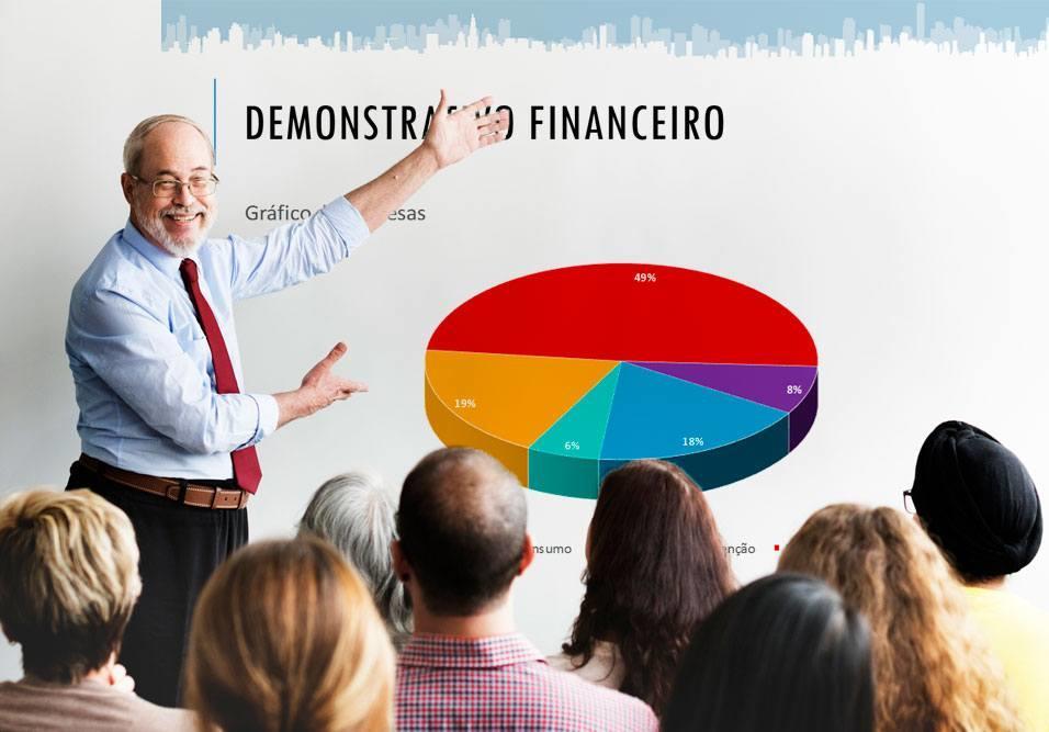 Arquivo em PowerPoint pode ser editado conforme as necessidades do síndico