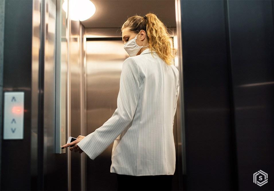 É possível aplicar um teste em áreas comuns e saber se a limpeza está sendo adequada para preservar a saúde das pessoas que transitam nos condomínios
