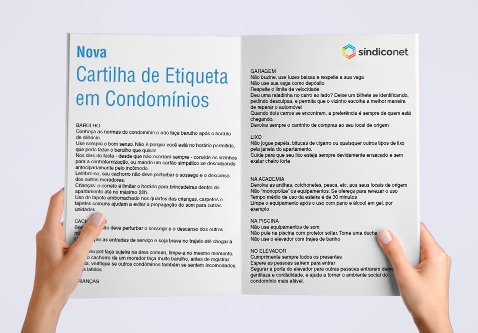 Dicas e orientações sobre como agir educadamente em diversas situações no condomínio