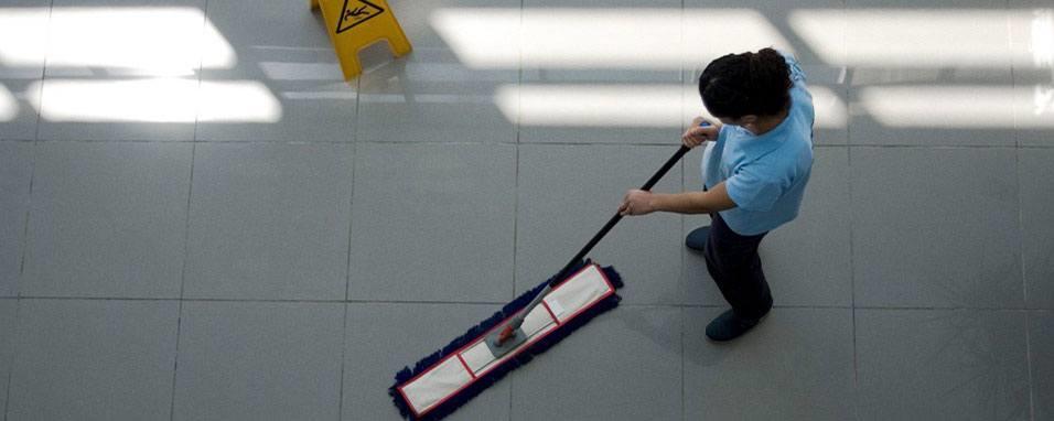 Limpeza organizada