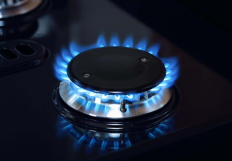 Aumento do gás