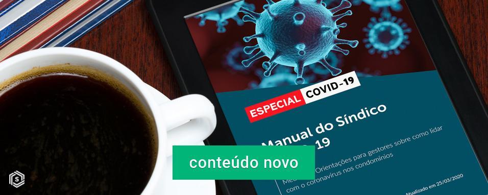 Manual do Síndico COVID-19