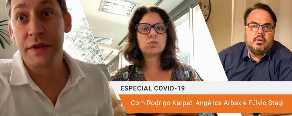 Área comun x COVID-19