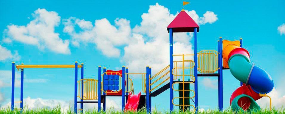 Playground para condomínios