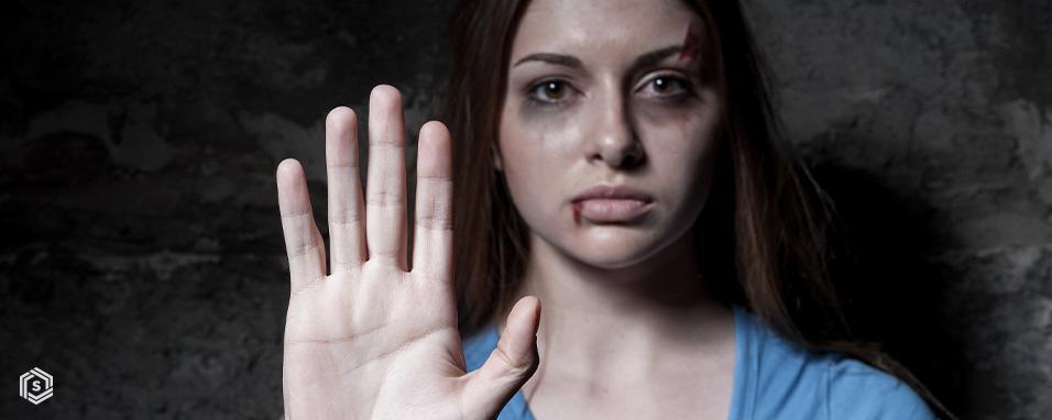 Violência doméstica em SP