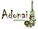 Logo da empresa Adonai Pinturas