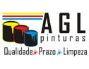 Logo da empresa AGL Pinturas