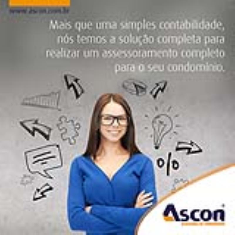 Foto - Ascon