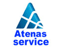 Logo da empresa Atenas Service