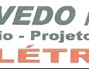 Logo da empresa Azevedo Eletrica instalaçao manutençao