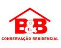Logo da empresa B & B Conservação