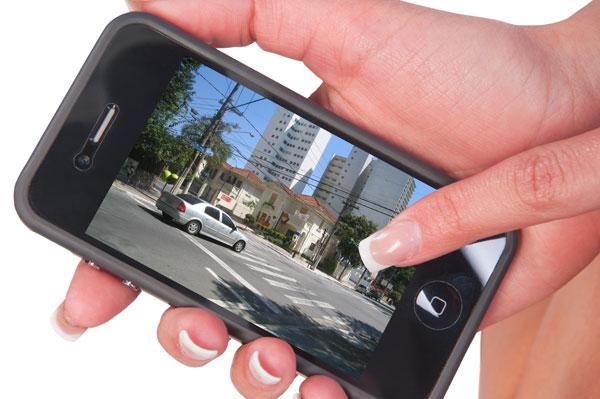 Foto - Acesso CFTV em qualquer dispositivo