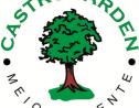 Logo da empresa castro garden paisagismo
