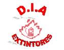 Logo da empresa D.I.A. Extintores