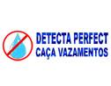 Logo da empresa Detecta Caça Vazamentos e Desentupidora