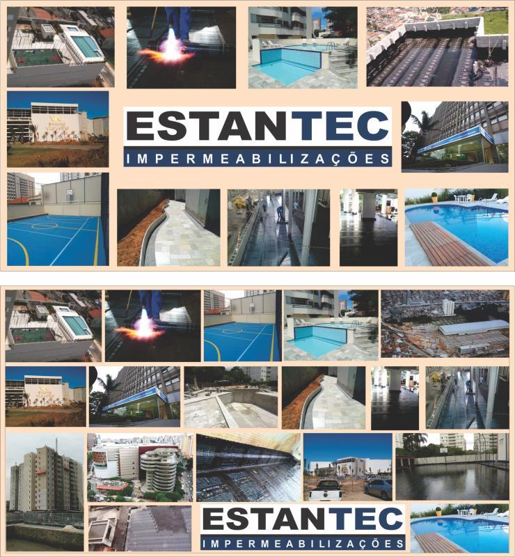 Foto - A Estantec Impermeabilizações atua em diversos segmentos da Construção Civil, como por exemplo: Reformas de Condomínio, shopping´s, Industria, Construtoras, etc.