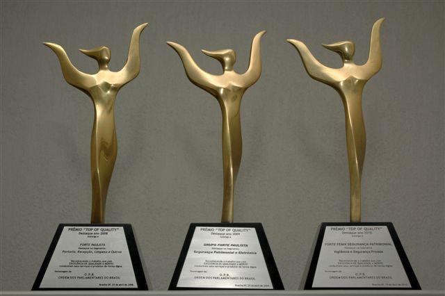 Foto - Prêmios Top of Quality