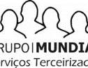 Logo da empresa grupo mundial serviços