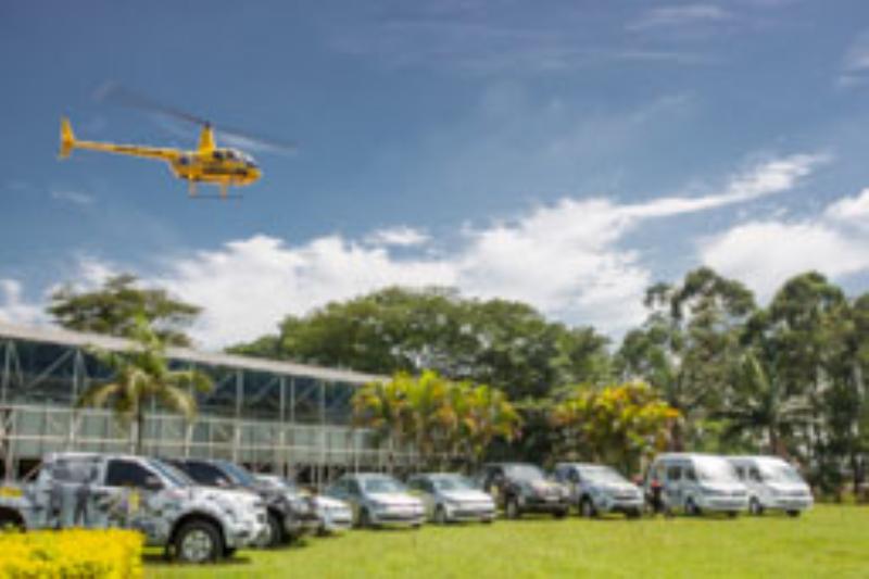 Foto - Frota de veículos