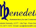 Logo da empresa Mbenedetti Administração de Condomínios