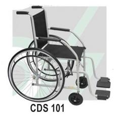 Foto - Cadeira de rodas
