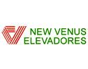 Logo da empresa New Venus Elevadores