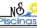 Logo da empresa NS PISCINAS