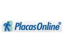 Logo da empresa Placas Online