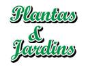 Logo da empresa Plantas & Jardins