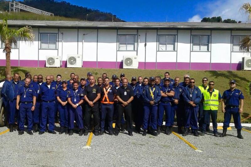 Foto - Treinamento de Equipe - Cliente Porto Sudeste