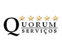 Logo da empresa Quorum Serviços