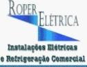 Logo da empresa Roper Elétrica ltda