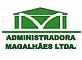 Logo da empresa Administradora Magalhães