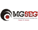 Logo da empresa MGSEG Segurança Eletrônica