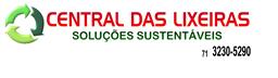 Logo da empresa CENTRAL DAS LIXEIRAS