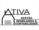 Logo da empresa Ativa Gestão Imobiliária & Contabilidade