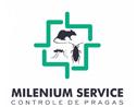 Logo da empresa Milenium Dedetizadora