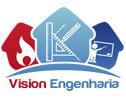 Logo da empresa VISION ENGENHARIA