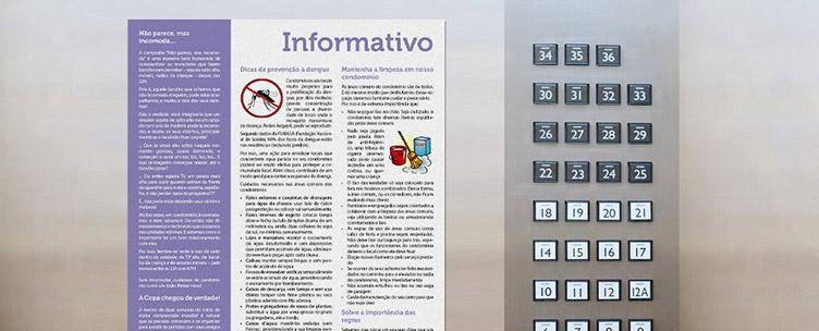 Imagem de Informativos Personalizados